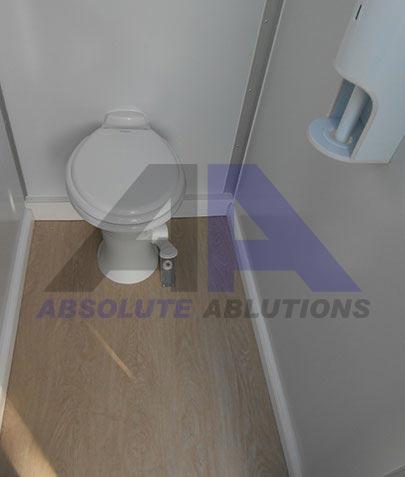 MAXI 4 CLEANFLUSH TOILET / SHOWER