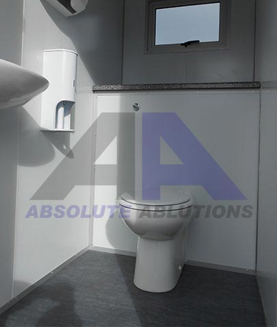 MAXI 4 RECYCLE TOILET / SHOWER