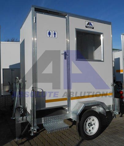 The Road Office – STD provides a mobilised on-site base for security guardsand other personnel