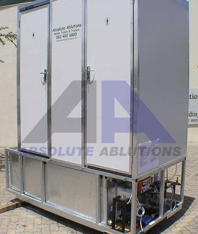 This units is fully corrosion resistant, tamper proof and requires minimum service other than regular maintenance