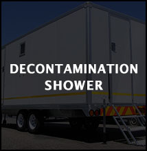 Decontamination shower